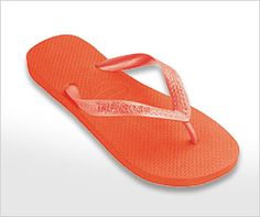4ded9f7f6 Check out the deal on havaianas metallic  orange at Agua Viva USA