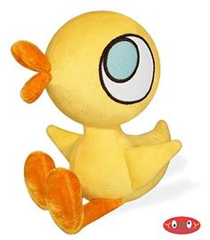 Duckling 8 in Soft Toy - Such a cute one! Great for a new big brother or sister.