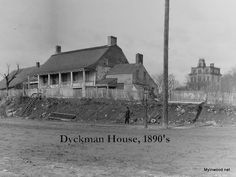 Dyckman house Dutch Colonial