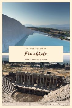 Things to know before visiting Pamukkale in Turkey European Travel Tips, Europe Travel Guide, Travel Guides, Travel Through Europe, Travel Around, Africa Destinations, Travel Destinations, Cool Places To Visit, Places To Travel