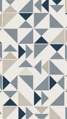 Geometric Pattern Design, Graphic Patterns, Surface Pattern Design, Geometric Designs, Pattern Art, Abstract Pattern, Love Pink Wallpaper, Textured Wallpaper, Wallpaper Backgrounds