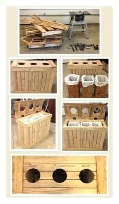 #ought #pallet #projects #summer #woodworking ideas diy pallet projects Mülltrennung Mehr Informations About 20 Pallet Projects You Ought To Try This Summer Pin You can easily use my profile to examine different pin types. 20 Pallet Projects You Ought To Try This Summer pins are as aesthetic and useful as you can use them for decorative purposes at any time and add them to your website or profile at any time. If you want to find pins about 20 Pallet Projects You Ought To Try This Summer, the…