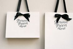 ground green store / Branding