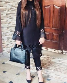 Book your orders ❣️ We can customize any outfits the way you want colour , size ,embroidery and design For price & details : kindly inbox us Call or whatsAap : We deliver worldwide🌎 Pakistani Fashion Casual, Pakistani Dresses Casual, Pakistani Dress Design, Casual Dresses, Stylish Dresses For Girls, Stylish Dress Designs, Sleeves Designs For Dresses, Dress Neck Designs, Beautiful Pakistani Dresses