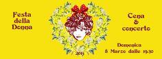 """Speciale Festa della Donna all'Hostaria Bistrot Baccano di San Gimignano con il duo """"Dixit"""" https://www.facebook.com/events/466897273458619 #sangimignano"""