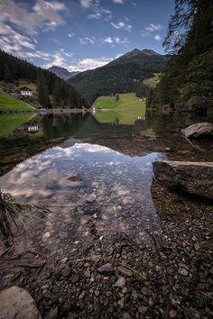 Valdurna Lake by Emanuele Paganelli on 500px