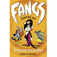 Fangs Vampire Spy with Tommy Donbavand on Friday October 31, 2014 at 2:30 pm - 3:30 pm at Discover Children's Story Centre, 383 - 387 High Street, Stratford, London, E15 4QZ, UK. Category: Kids / Family, Price: Free - £18. Join author Tommy Donbavand and his vampire detective hero Fangs. Booking: http://atnd.it/15142-1