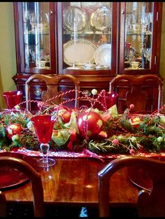 Top 40 Dining Hall Decorations For Christmas  Table Decorations Fair Christmas Decorations For Dining Room Design Decoration