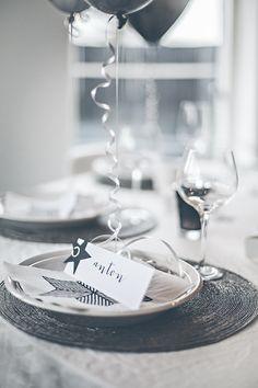 Love the place cards | Helt Enkelt - Anna Malin