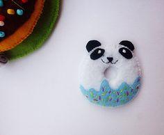 DIY Donut Panda