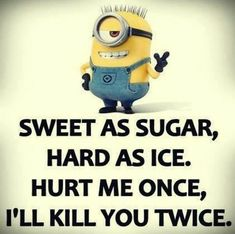 "These ""Top Minion Quotes On Life – Humor Memes & Images Twisted"" are so funny and hilarious.So scroll down and keep reading these ""Top Minion Quotes On Life – Humor Memes & Images Twisted"" for make your day more happy and more hilarious. Minion Humour, Funny Minion Memes, Crazy Funny Memes, Really Funny Memes, Minions Quotes, Funny Jokes, Funny Humour, Minions Minions, Sweet Memes"