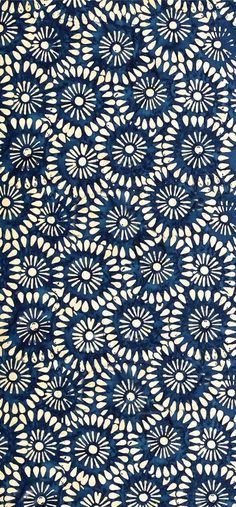 Navy #blue #pattern