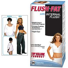 """Internal Flush is designed to dissolve and get this old """"stuff"""" out of your system. All ingredients (psyllium seed, flaxseed powder, rhubarb root, cascara sagrada, goldenseal root) have been researched for their beneficial effects on colon health, cleansing and detoxifying the body."""