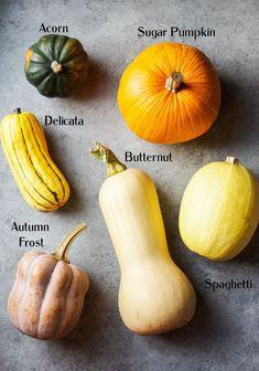 Delicata Squash Recipe, Acorn Squash Recipes, Butternut Squash Risotto, Spaghetti Squash Lasagna, Cooking Spaghetti, Spaghetti Squash Recipes, Fall Dishes, Veggie Delight, Savoury Dishes