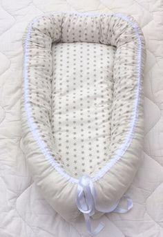 Unipesä, babynest tähti, villatäyte, Leonora