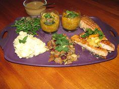 A Subscription Box Thanksgiving! Blue Apron Review - Dinner Kit Subscription - http://mommysplurge.com/subscription-box-review/subscription-box-thanksgiving-blue-apron-review/