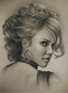 dibujos-a-lapiz-mujeres-rostros