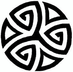 The Celtic symbol for family Celtic Pride, Irish Celtic, Celtic Art, Celtic Dragon, Celtic Tattoos, Viking Tattoos, Irish Symbols, Celtic Symbols And Meanings, Celtic Quilt