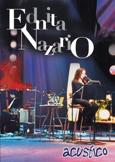 En 2002 Ednita Nazario grabó dos exitosos CD con versiones acústicas de sus éxitos. Inexplicablemente estas sesiones acústicas no fueron grabadas en video o no pudieron comercializarse, por lo que ante el éxito de los CD @ednita decide recrear ese concierto para su grabación en DVD. En la versión en CD hace un dueto con Beto Cuevas que remplaza con su exesposo Luis Ángel en el DVD.   Aquí les comparto una de mis canciones preferidas de este concierto.   http://youtu.be/d1o7aKV4YjI
