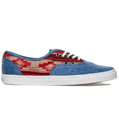 c1530e9f9d Vans Footwear Sneaker The LPE in Vintage Inca Limoges in Chambray Blue