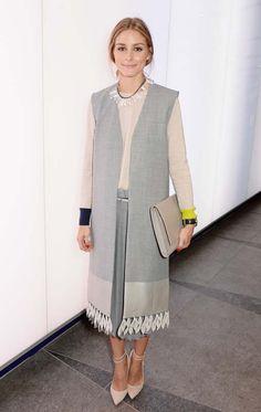 Olivia Palermo Best Fashion Week Style, Outfits & Looks | Grazia Fashion