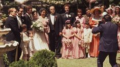 The Most Dysfunctional Families in Movie History:     The Godfather trilogy ﴾1972, 1974, 1990﴿  -    The Godfather might be known as a mob movie, but the real drama comes from the relationship between Michael Corleone ﴾Al Pacino﴿  and his family. There's enough backstabbing in Francis Ford Coppola's three films to make the Real Housewives blush. Poor Fredo really  thought he'd be able to go on a quiet fishing trip in a gangster movie.