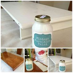 VINTAGE FURNITURE PAINT Red Daisy, Neptune Beach, Florida The Furniture  Doctor Www.the Furniture Doctor.com 904 240 2363 Www.vintagefurniturepu2026 |  Pinteresu2026