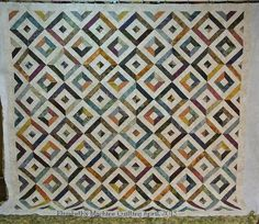 Crossroads Quilters Guild 2013 Raffle Quilt (1) by Lizzy Jo Quilts, via Flickr