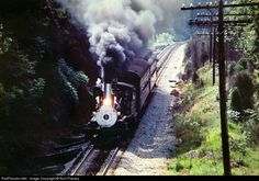 RailPictures.Net Photo: CRR 1 Clinchfield Railroad Steam 4-6-0 at Kingsport, Tennessee by Ron Flanary