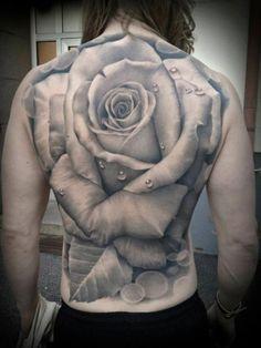 róze tattoo - Szukaj w Google
