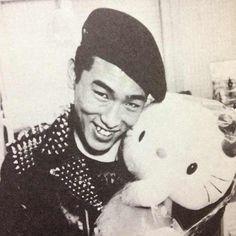 Saveki and Hello Kitty! Crust Punk, Japanese Punk, Anarcho Punk, Hello Kitty Toys, Pow, 80s Punk, Underground Music, Teddy Boys, Rude Boy