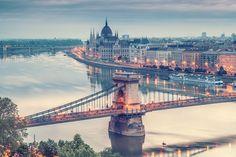 10 razones por las que Budapest es el destino del momento