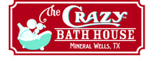 """Mineral Wells, once a premier spa resort city """"Where America Drinks its way to health,"""" welcomed thousands of visits each year drinking and bathing in its therapeutic waters. Crazy Water once aga… Mineral Wells Tx, Resort Spa, Day Trip, Health And Beauty, Detox, Destinations, Texas, Bath, Street"""