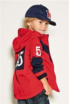 Buy Badged Rain Mac (3mths-6yrs) online today at Next: United States of America