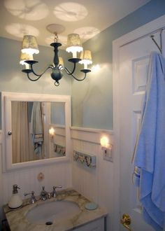 Bathroom #bathroom #lights