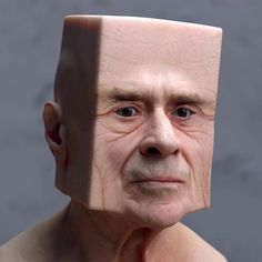 Deformations: Twisted Portraits by Lee Griggs
