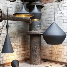 """Lampes """"Beat"""" de Tom Dixon"""