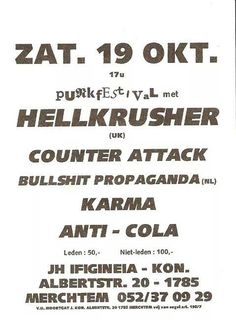 hellkrusher-counter attack-karma(one of my bands i've played in).