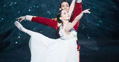 Win 1 of 2 family tickets to English National Ballet's Nutcracker - Competitions - Junior