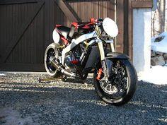Honda bros custom