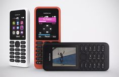 """""""Dumbphones,"""" the older step-sibling of smartphones, are making a comeback: $25 Nokia!"""