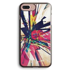 Abstract Geometry Apple iPhone 7 Plus Case Cover ISVC590