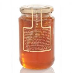Thyme Raw Honey with Honeycomb 460 gr from Mani & Taygetus