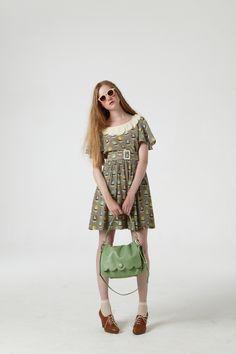 Orla Kiely Spring Summer 2010 Lookbook