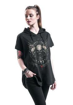 Screaming Skulls - T-Shirt - Black Premium by EMP