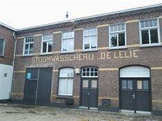 """Veghel - De """"Stoomwasserij De Lelie"""" werd in 1912 opgestart aan de Lelielaan aan de Veghelse haven.1"""