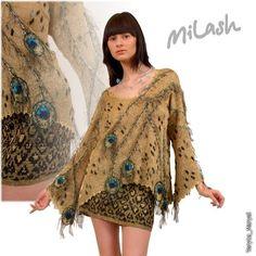 crochet knit unlimited: Duplet designers: Ludmila Titarenko aka Milash