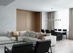 living room Project R, Minimalist Design, Minimalism, Couch, Living Room, Interior Design, Table, Furniture, Home Decor