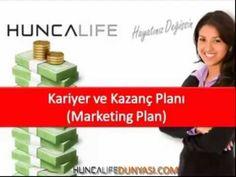 HuncaLife Kariyer ve Kazanç Planı  http://www.huncalife.com.tr/Default.aspx…