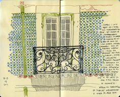Sketchbook Journal...